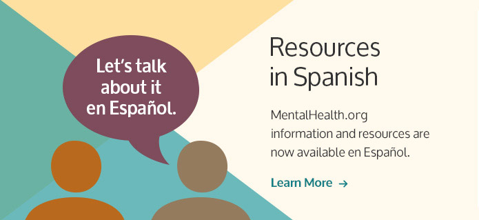 Mental health resources are now available in Spanish